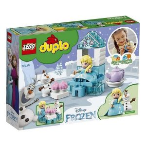 Duplo Elsa And Olaf-s Ice Party Lego