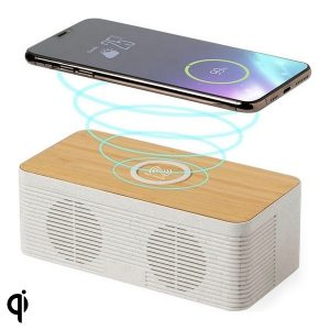 Bluetooth speaker and charger