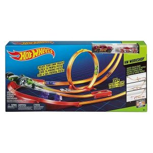 Hot Wheels Super Track Pack - Parkeringsgarage