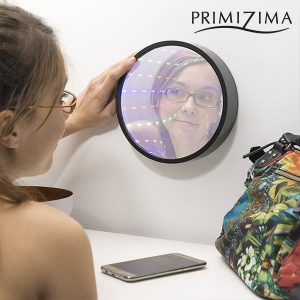 Wall Mirror with Led