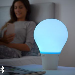 LED Touch Lampa
